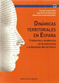DINÁMICAS TERRITORIALES EN ESPAÑA